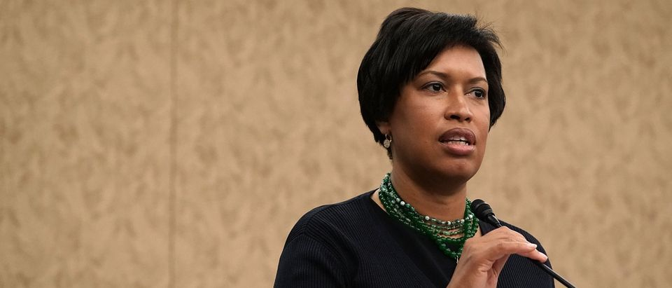D.C. Mayor Muriel Bowser And Del. Eleanor Holmes Norton (D-DC) Hold News Conference On Protecting DC Local Laws