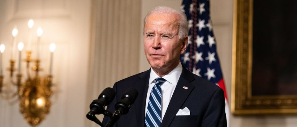 President Biden Delivers Remarks And Signs Executive Actions On Climate Change And Creating Jobs