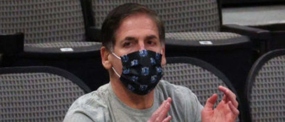 Mark Cuban (Photo by Ronald Martinez/Getty Images)