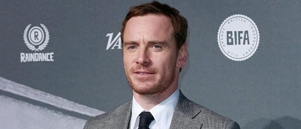 LONDON, ENGLAND - DECEMBER 04: Michael Fassbender attends The British Independent Film Awards at Old Billingsgate Market on December 4, 2016 in London, England. (Photo by John Phillips/Getty Images)