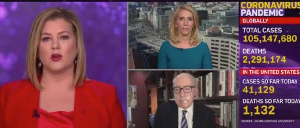 Brianna Keilar, Dana Bash, and Jonathan Reiner (Screenshot/CNN)