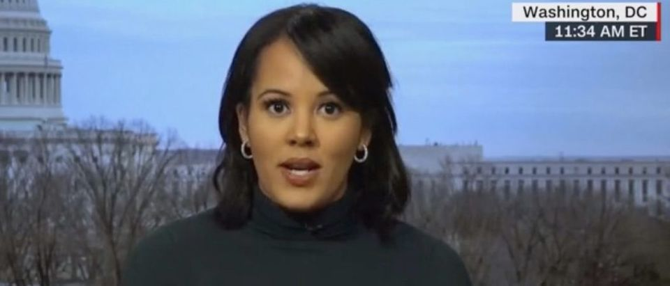"""Yahoo's Brittany Shepherd appears on """"Reliable Sources."""" Screenshot/CNN"""