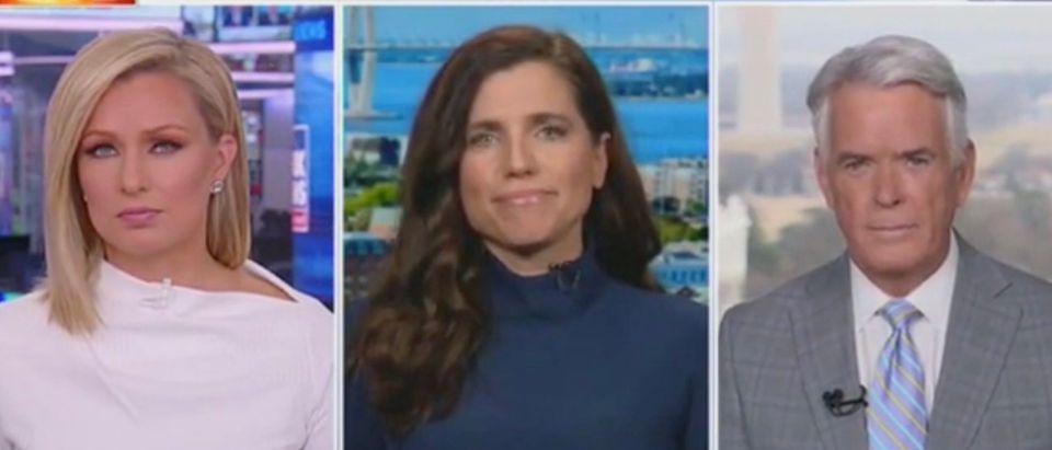 Sandra Smith, Rep. Nancy Mace, John Roberts (Screenshot/Fox News)