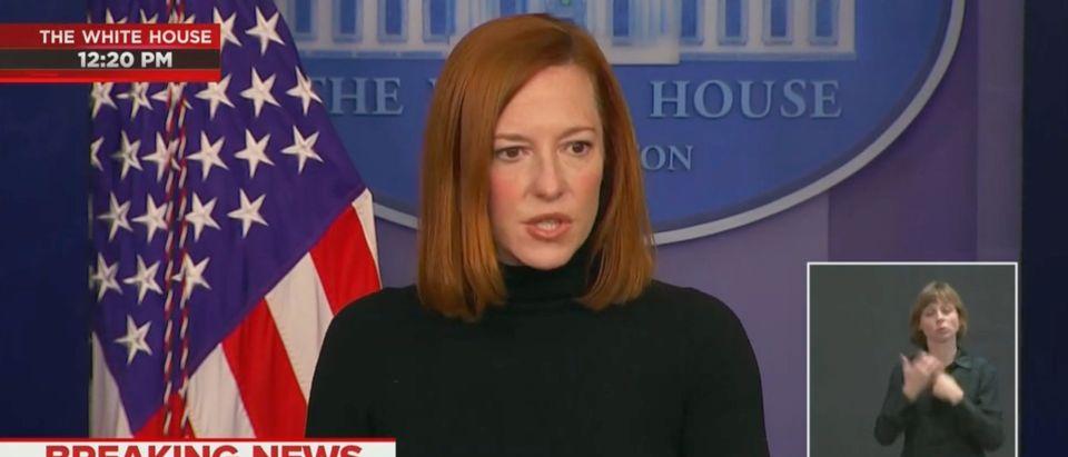 Jen Psaki (MSNBC)