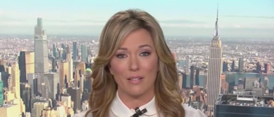 CNN's Brooke Baldwin announced that she is leaving the network in April. (Screenshot CNN)