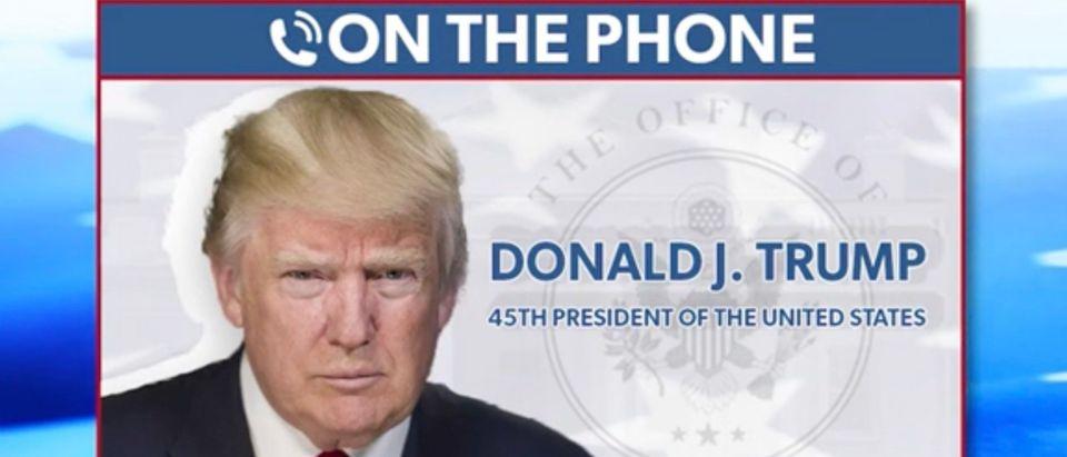 Donald Trump (Screenshot/Newsmax)