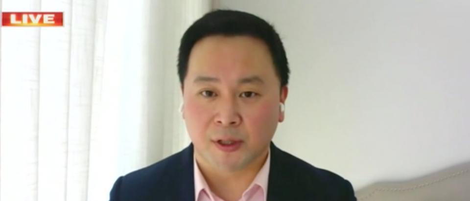 Democratic NY Assemblyman Ron Kim
