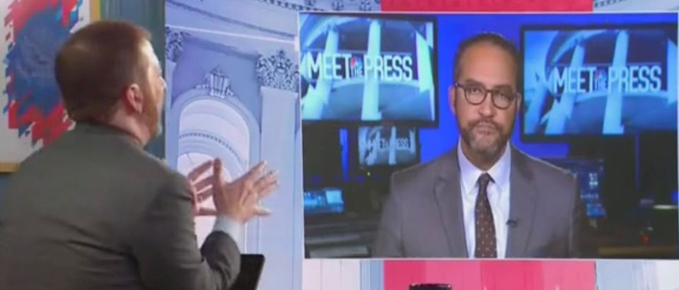 Chuck Todd and Will Hurd (Screenshot/NBC)
