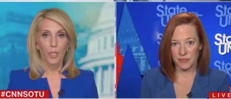 Dana Bash and Jen Psaki (Screenshot/CNN)