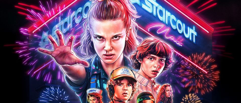 Stranger Things (Credit: Netflix)