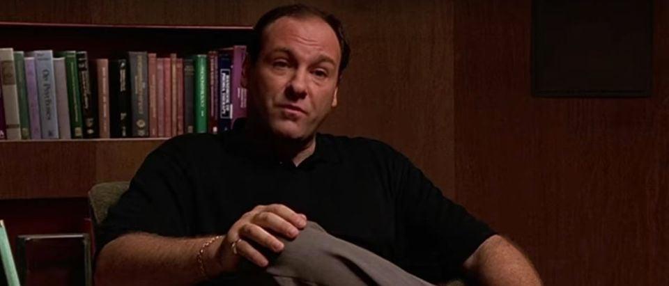 The Sopranos (Credit: Screenshot/YouTube https://www.youtube.com/watch?v=2X4UhSPA5d4)
