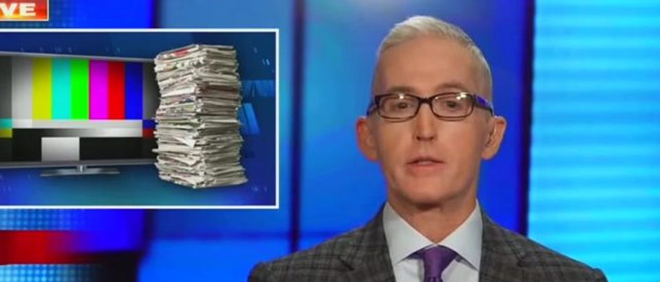 Trey Gowdy blasts Brian Stelter, CNN (Fox News screengrab)