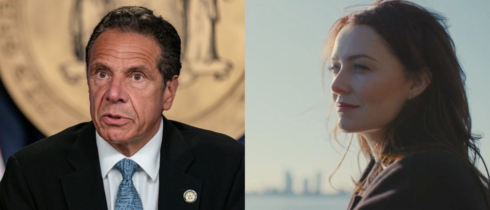 Cuomo, Boylan. (Photo by Jeenah Moon/Getty Images/ Screenshot YouTube)