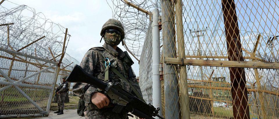 S. Korea Condemns N. Korea Over Land Mine Blast