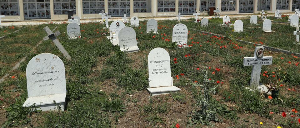 Across Sicily, Migrants' Graves Attest To Their Perilous Journeys