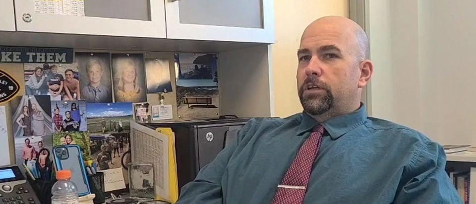 Chris Fore California High School Principal