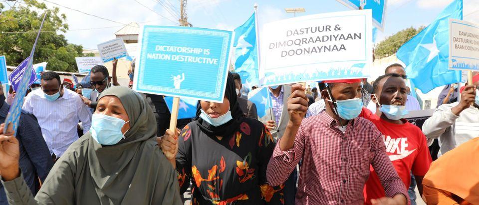 SOMALIA-POLITICS-UNREST