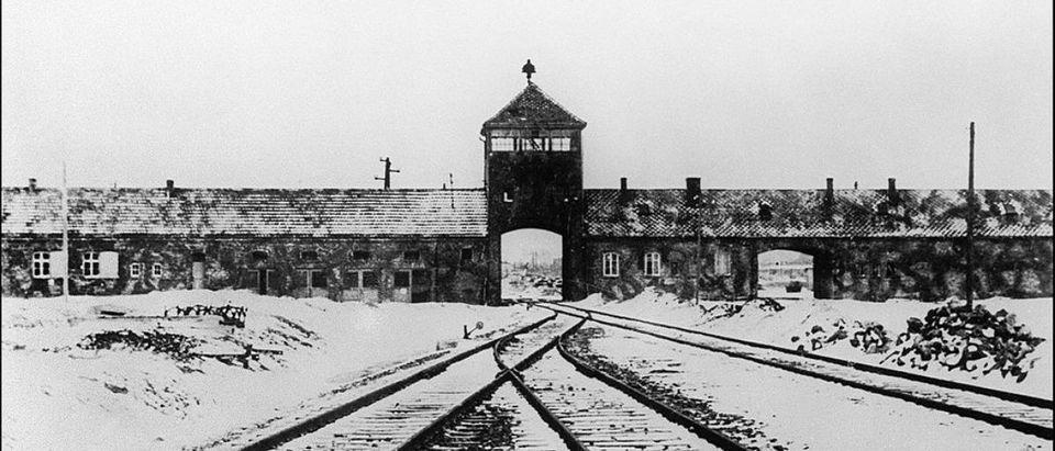 Auschwitz (Photo credit: AFP/AFP via Getty Images)