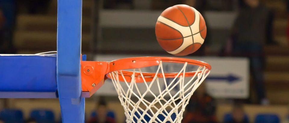 Basketball (Credit: Shutterstock/ PhotoProCorp)
