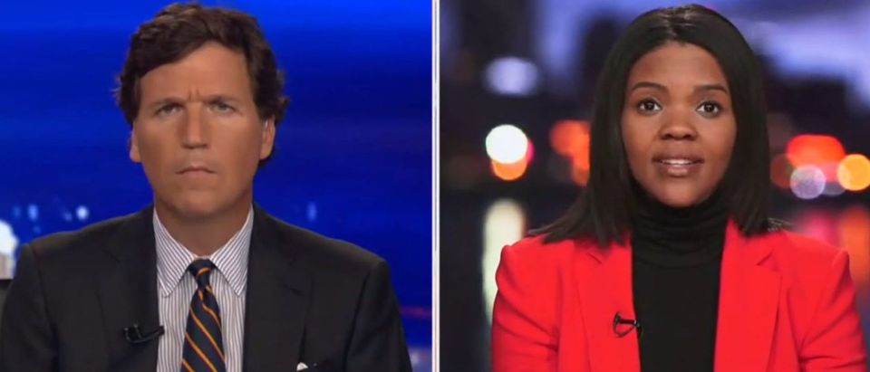 Candace Owens says Democrats importing Hispanics as 'victim voters' (Fox News screengrab)