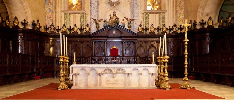 Church_Altar