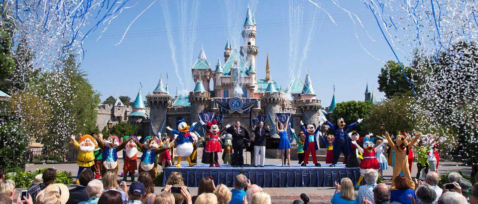 Disneyland Turns 60