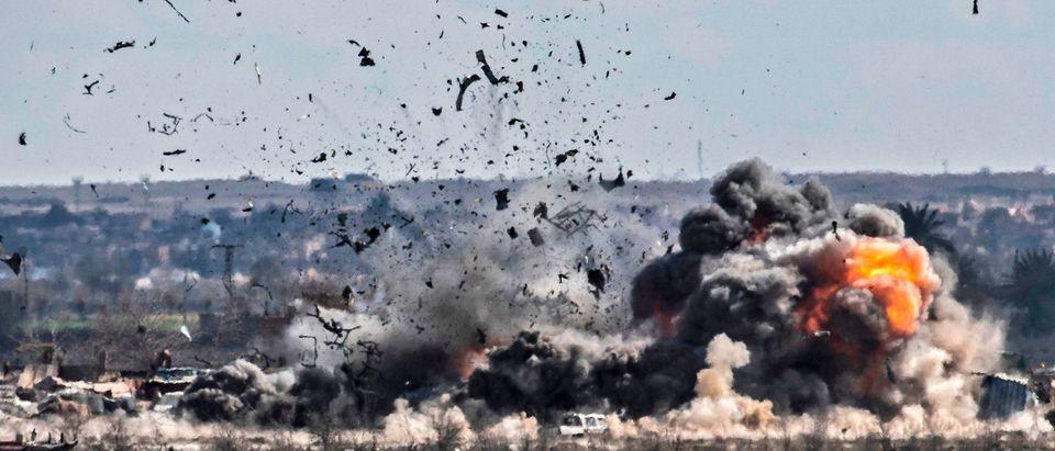 TOPSHOT-SYRIA-CONFLICT-JIHADISTS