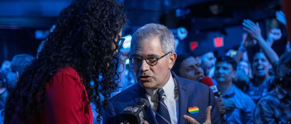 Progressive Challenger In Queens District Attorney Special Election Tiffany Caban Attends Election Night Gathering