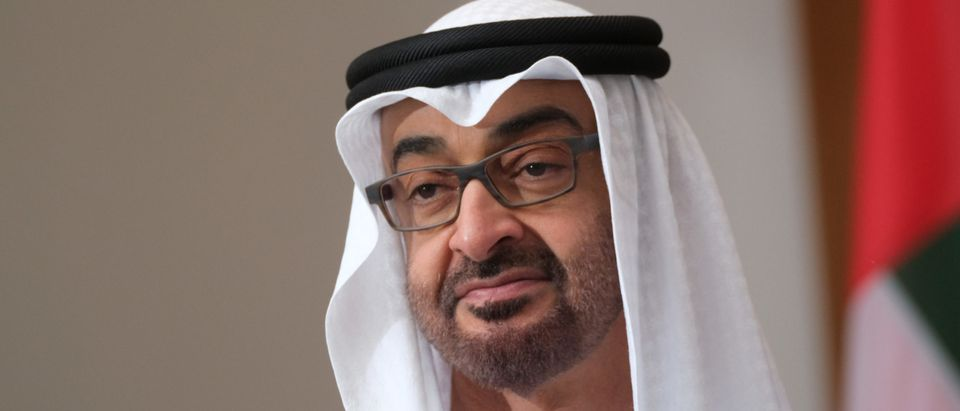 Crown Prince Of Abu Dhabi Mohammed bin Zayed Al Nahyan