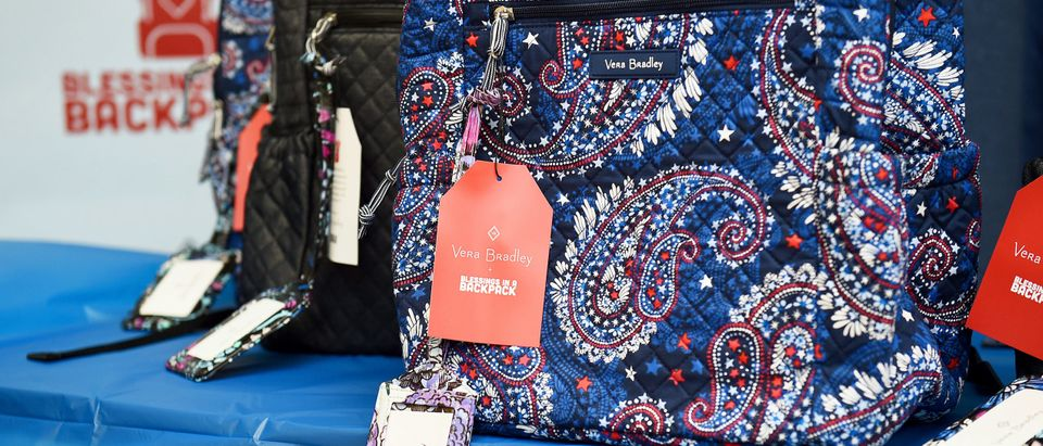 Vera Bradley x Blessings In A Backpack Event With Misty Copeland