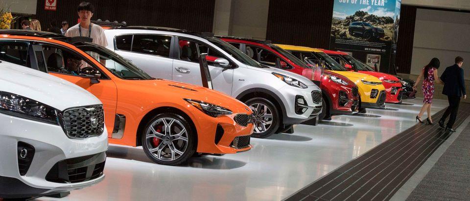 Kia Automobile Recall