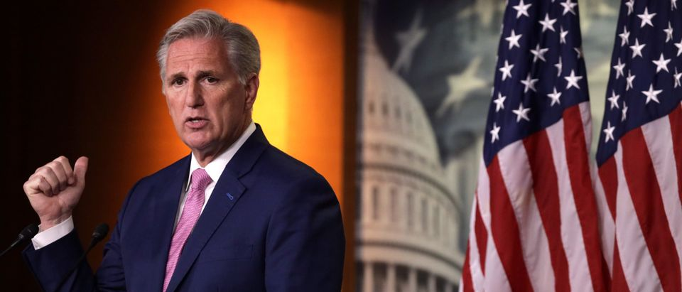 Minority Leader McCarthy Holds Weekly Press Conference
