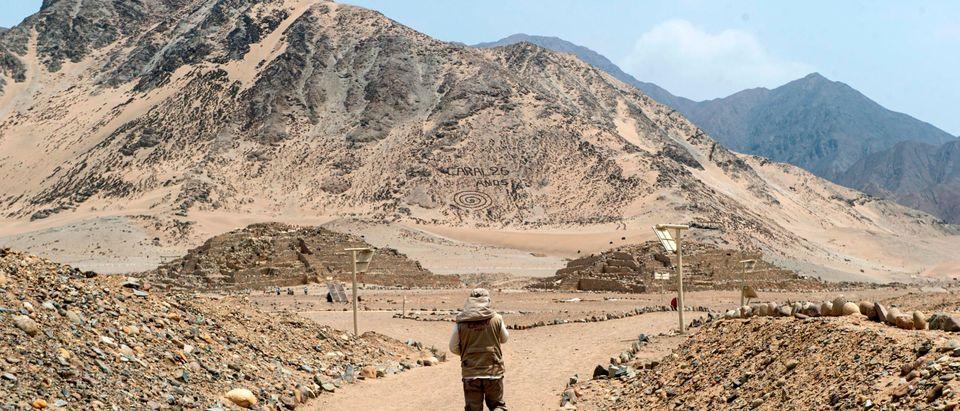 PERU-ARCHAEOLOGY-CARAL