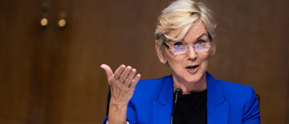 Senate Committee Hears Testimony From Energy Secretary Nominee Jennifer Granholm