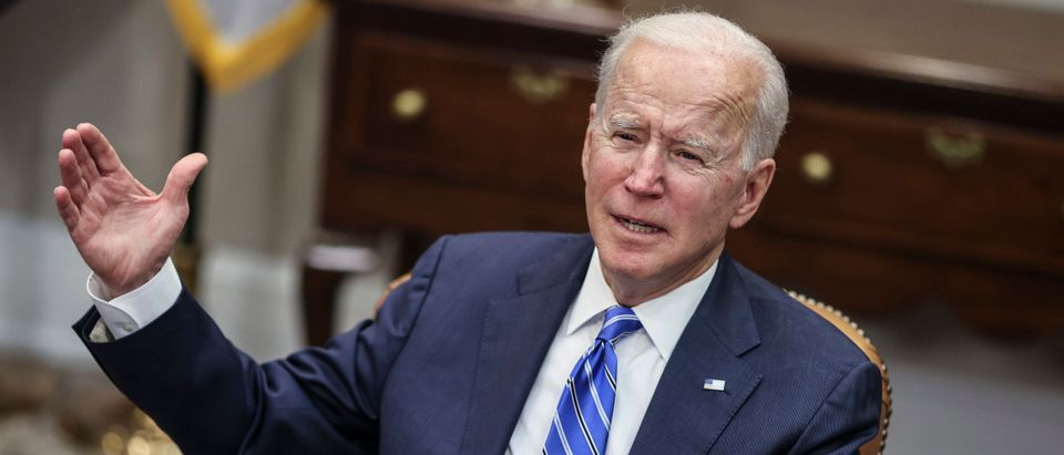 President Biden Congratulates NASA Perseverance Team On Successful Mars Landing