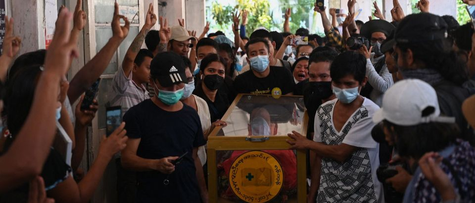At Least 138 Peaceful Protesters Killed Since Military Coup In Myanmar, According To UN
