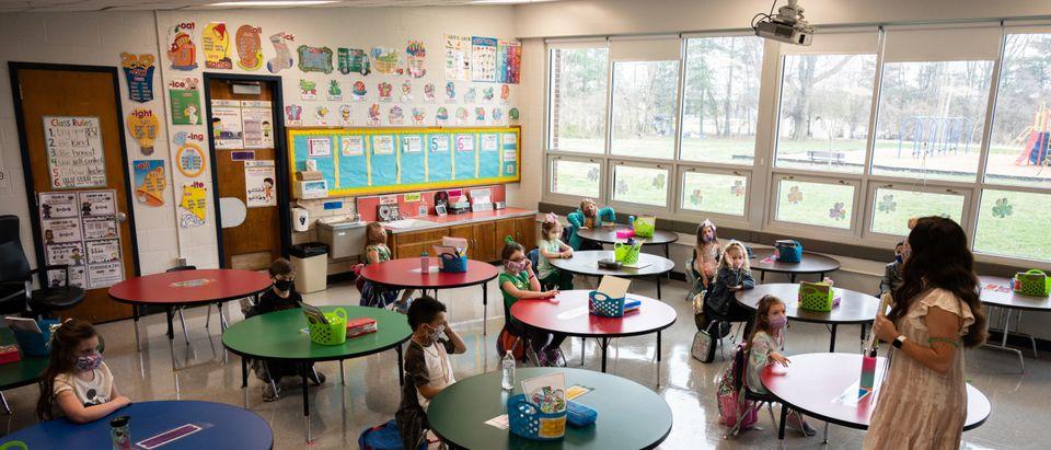 Louisville Schools Open For In-Person Learning