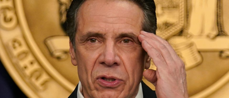 Current Cuomo Aide Becomes 8th Women To Accuse NY Gov. Of Sexual Misconduct