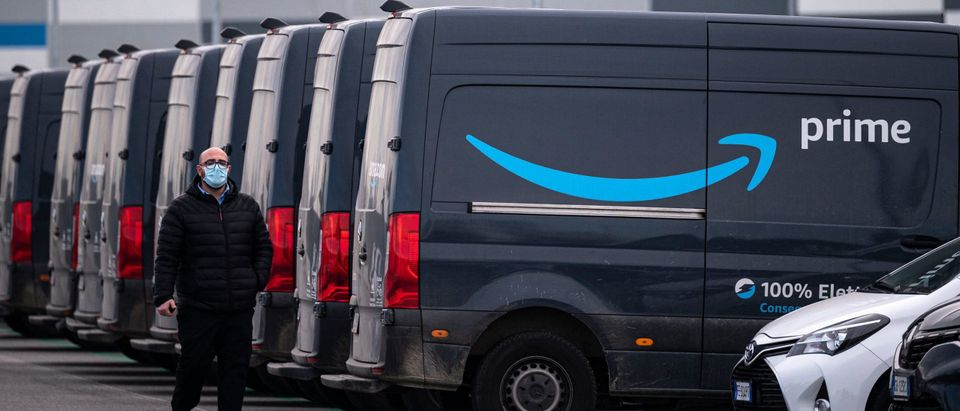 Amazon's Newest Surveillance Policy Goes Too Far For Some Employees