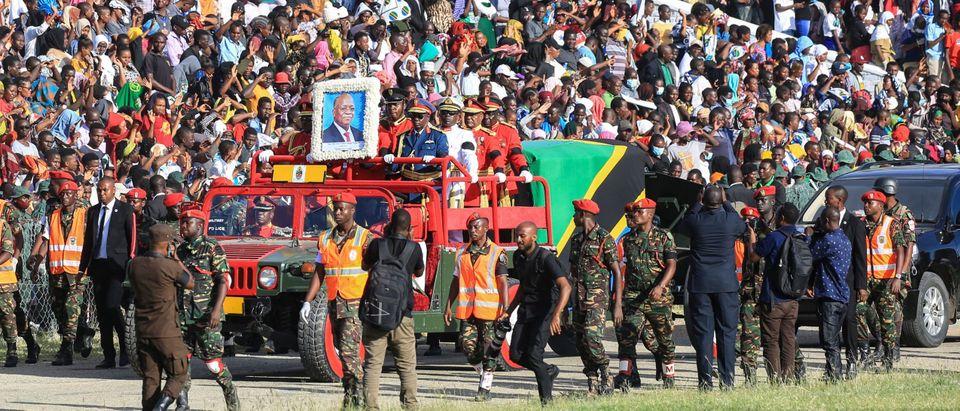 Tanzania Funeral