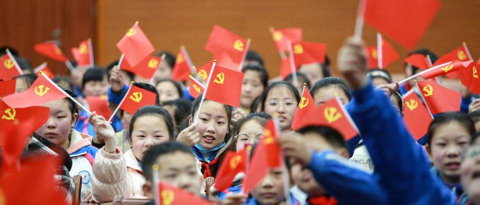 TOPSHOT-CHINA-EDUCATION-POLITICS