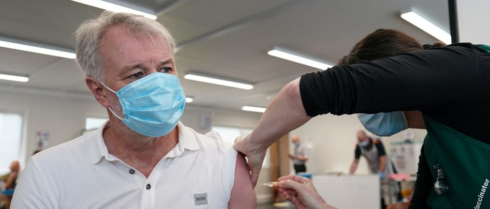 Middlesbrough FC Ground Hosts Covid-19 Vaccination Centre