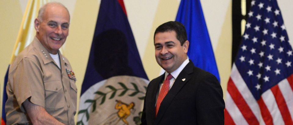 'I Want To Shove The Drugs Right Up The Noses Of The Gringos': President Of Honduras Accused By US Prosecutors Of Moving Drugs