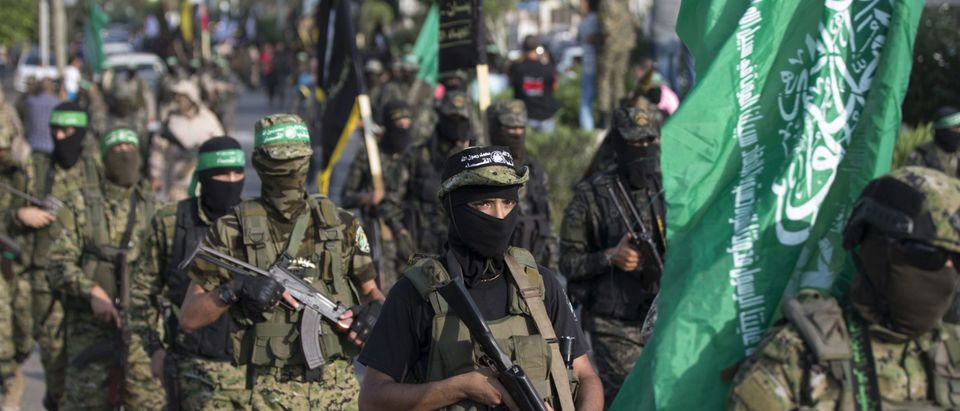 PALESTINIAN-ISRAELI-CONFLICT-GAZA-JERUSALEM