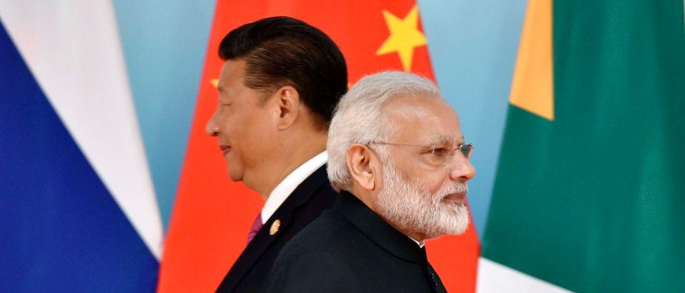 CHINA-DIPLOMACY-BRICS