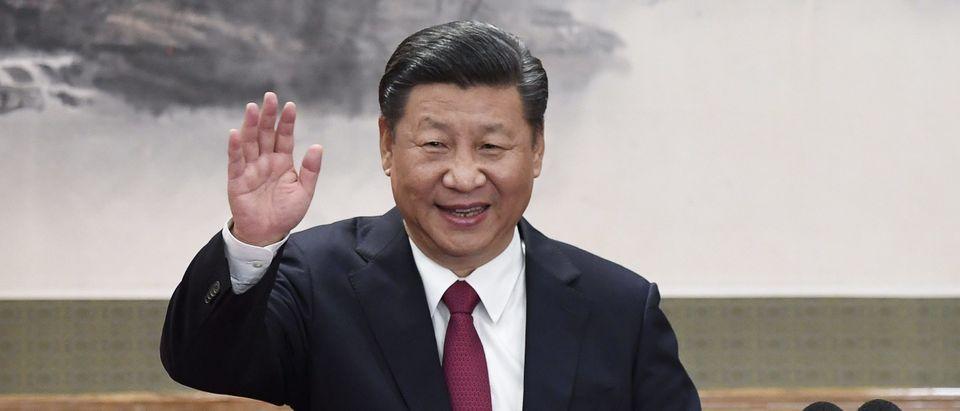 TOPSHOT-CHINA-POLITICS-CONGRESS