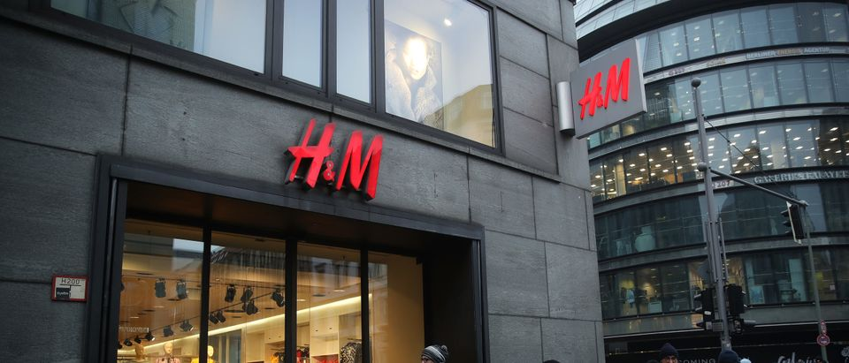 Retailer H&M Struggles With Falling Profits