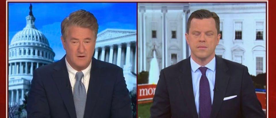 Joe Scarborough of MSNBC