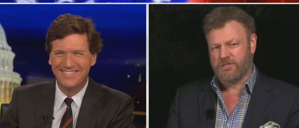 Mark Steyn bashes Bill Clinton's hosting of women's empowerment event (Fox News screengrab)