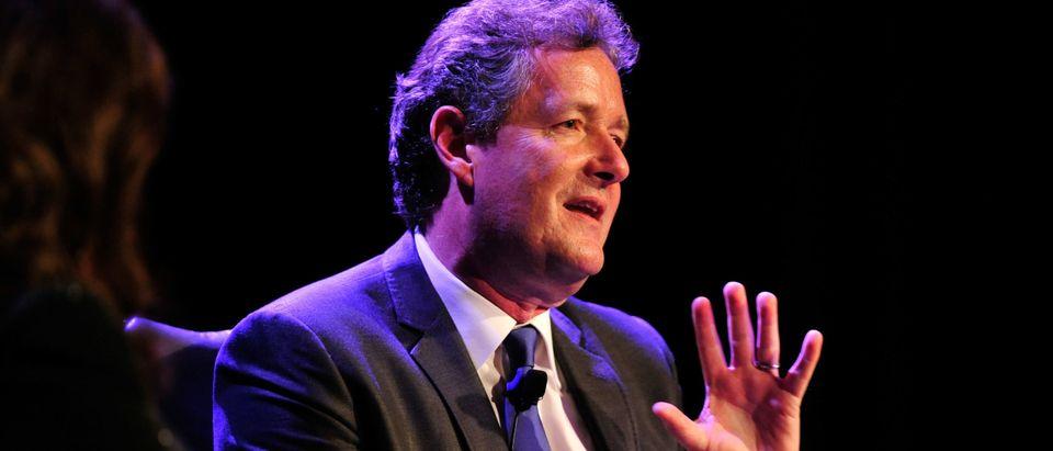 "BritWeek 2012's ""Evening With Piers Morgan"" - Inside"